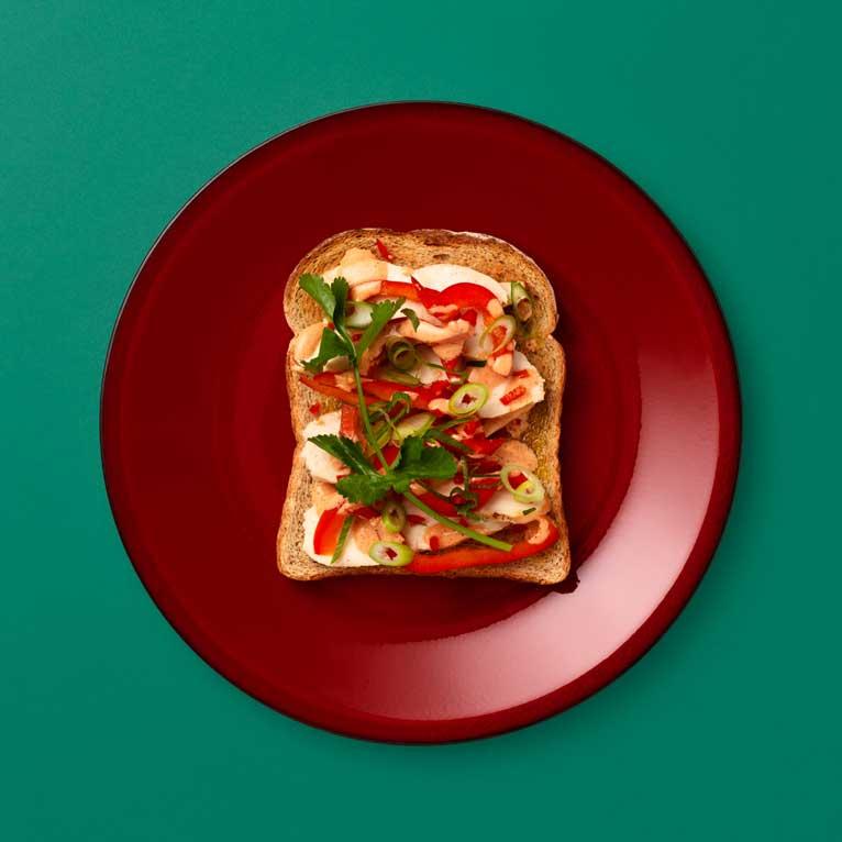Make Toast Not Waste Love Food Hate Waste